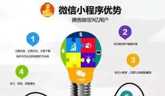 微信小程序商城定制开发适合哪些行业