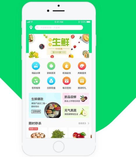 「广州」生鲜电商APP开发如何创造最大的收益-生鲜电商标准化已成定局