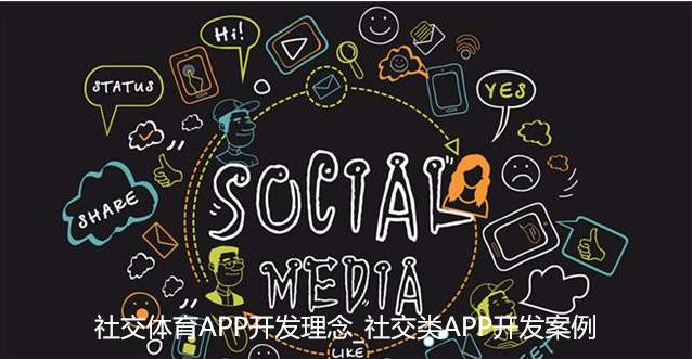 社交体育APP开发理念