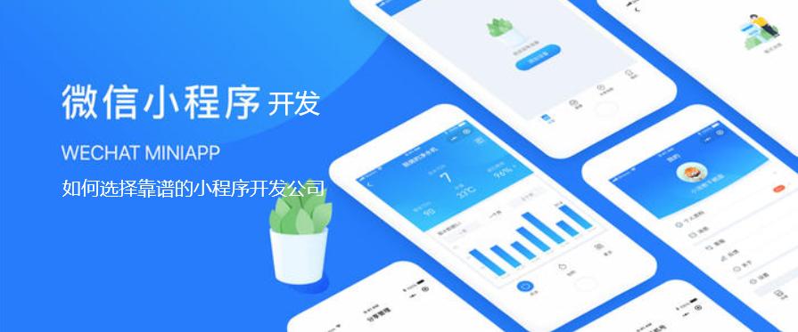 广州小程序开发时如何选择靠谱的小程序开发公司