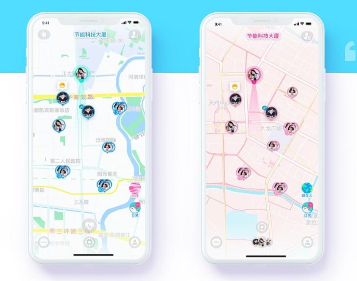 地图社交APP开发拉近同城交友的距离