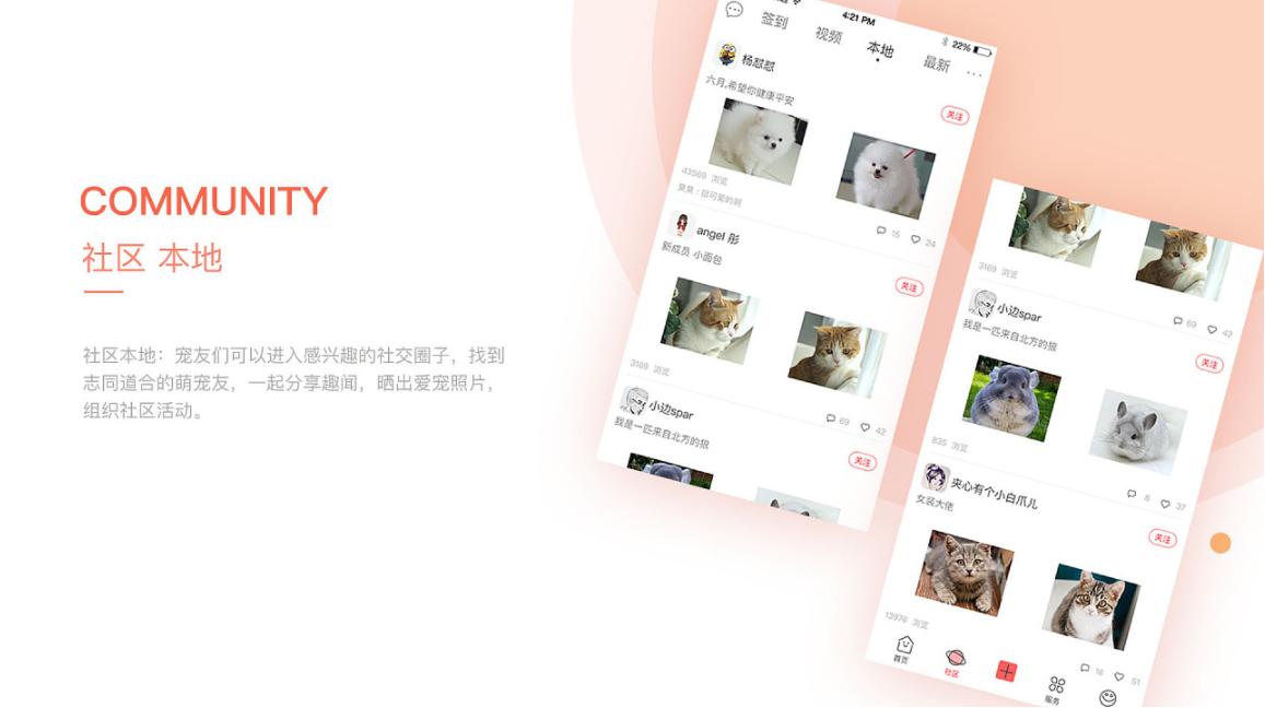 宠物商城APP开发为用户提供宠物物价购买与宠物医院服务